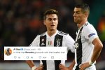 People Won't Stop Trolling Ronaldo After This Moment In The Champions League 2018 Match