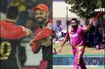 Tabraiz Shamsi celebration, Tabraiz Shamsi mask celebration, Tabraiz Shamsi magician celebration, Tabraiz Shamsi truck driver celebration, Tabraiz Shamsi shoe-phone celebration, Tabraiz Shamsi banned celebration, ICC ban Shamsi celebration, Tabraiz Shamsi Paarl Rocks, Manzsi Super League 2018, Paarl Rocks vs Nelson Mandela 2018, Tabraiz Shamsi-Virat Kohli