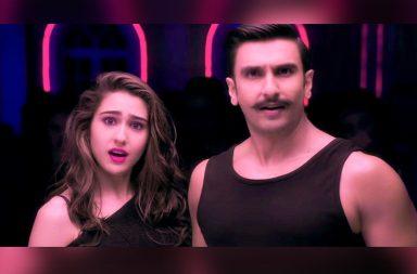 Simmba, Simmba Aankh Maare, Simmba Ranveer Singh, Ranveer Singh movies, Sara Ali Khan Simmba, Ranveer Singh