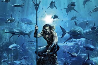 Aquaman, Aquaman review, Aquaman movie review, Jason Momoa Aquaman, Amber Heard Aquaman, Aquaman movie review, Aquaman box office