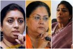 For Female Politicians In India, Tolerating Sexist Comments Is Almost Second Nature