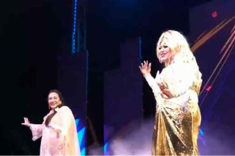 This Indian Man's Drag Performance With His Mother Is Breaking The Internet