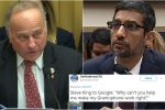 Like Every Babuji Ever, This US Congressman Complained To The Google CEO AboutiPhone!