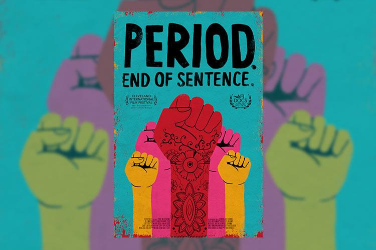 period end of sentence oscar short film