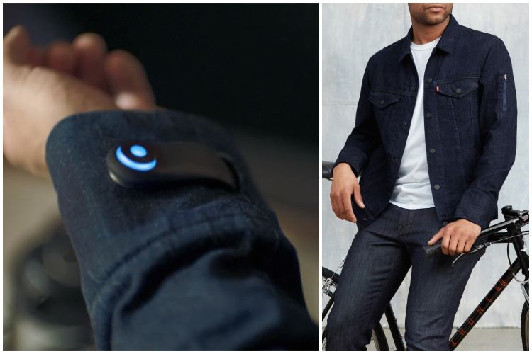 Someone Invented A 'Tracker' Jacket Cos Y'all Keep Losing Your Phones