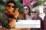 Shah Rukh Khan, Hillary Clinton Danced Together And Twitter Might Be Having A Meltdown