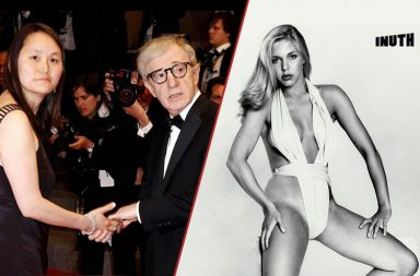 woody allen, babi christina engelhardt, woody allen accused of having affair with underage model, woody allen engelhardt, metoo, hollywood scandals, sexual abuse, sexual harassment, dylan farrow