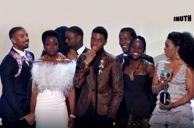 Boseman, Boseman speech, Chadwick Boseman, Chadwick Boseman Black Panther, Chadwick Boseman speech SAG awards