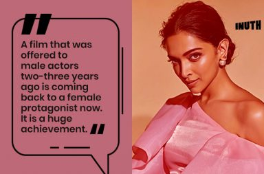 deepika padukone, bollywood news, deepika padukone on female centric films, women centric bollywood films