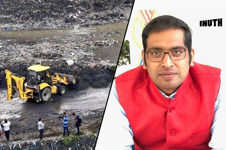 Indore IAS Officer Clears 13 Lakh Tons Of Garbage In Six Months
