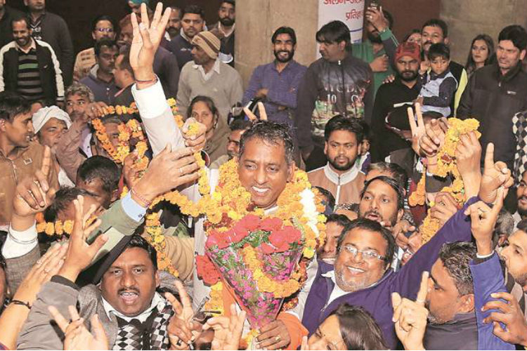 Once A Ragpicker, This Man Is Now Chandigarh's New Mayor