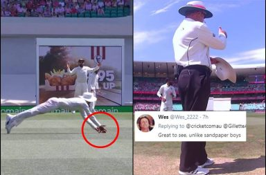 KL Rahul, KL Rahul sportsmanship, KL Rahul dropped catch, India's tour of Australia 2018-19, SCG Test, India vs Australia 4th Test, Australia vs India 4th Test, IND v AUS, AUS v IND