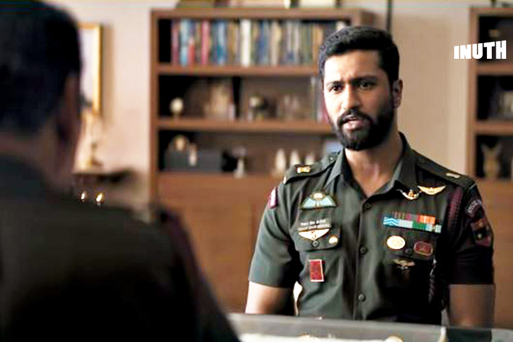 Uri, Uri movie, Uri review, Uri movie review, Vicky Kaushal, Vicky Kaushal movies, Vicky Kaushal Uri, Vicky Kaushal Army Uri