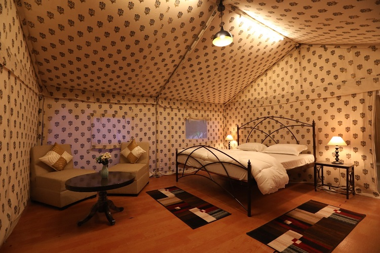 Luxury Tents At The Kumbh Mela Are Fancier Than You'll Ever Be