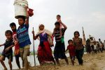 Why 31 Rohingya Muslims Have Been Stuck At A No Man's Land For More Than 72 Hours
