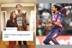 Fans Are So Desperate For Free IPL Tickets That They Are Messaging Ishant Sharma's Wife OnInstagram