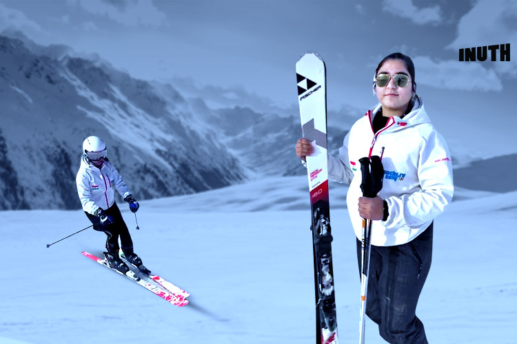 Meet Malaikah Gul Dev, 15-Year-Old Gold Medallist From Jammu & Kashmir In Skiing