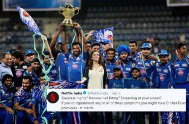 Mumbai Indians, Mumbai Indians documentary, Mumbai Indians Netflix, Mumbai Indians docu-series, Mumbai Indians movie, IPL 2019, Mumbai Indians IPL record