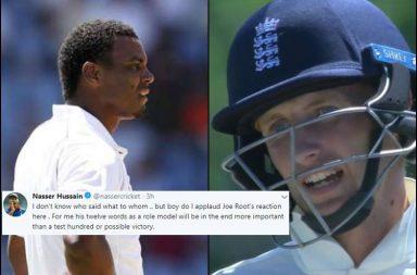 Joe Root, Shannon Gabriel, Shannon Gabriel homophobic, Joe Root gay, Windies vs England 3rd Test, England tour of Windies 2019, ENG v WI 3rd Test, WI v ENG 3rd Test 2019