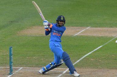 Smriti Mandhana, Smriti Mandhana fastest fifty, Samriti Mandhana 58 vs New Zealand, India Women vs New Zealand Women, New Zealand Women vs India Women 2019, NZW v IND W 1st T20I, India Women's tour of New Zealand 2019