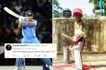 Internet Can't Stop Raving About 4-Year-Old Odisha Girl Who Hits The Ball 'Like' MSDhoni