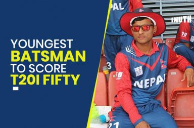 Sundeep Jora, Sundeep Jora T20I fifty, Sundeep Jora T20I debut, Sundeep Jora 55 vs UAE, UAE vs Nepal 1st T20I, Nepal vs UAE 1st T20I, Youngest batsman T20I fifty