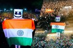 """Right Wingers Upset With DJ Marshmello's Concert Organisers For """"Celebrating"""" AfterPulwama"""