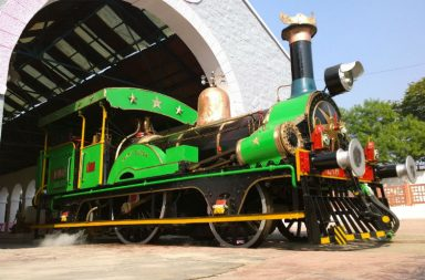 eir21 express steam loco