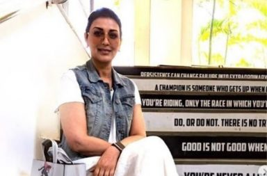 sonali bendre cancer, sonali bendre back on sets, sonali bendre, 90s bollywood heroines, bald is beautiful, switch on the sunshine