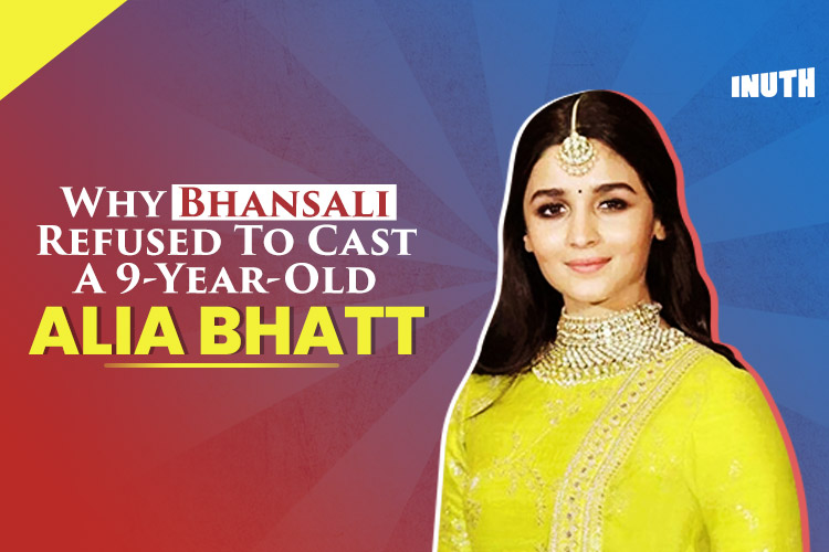 The Sanjay Leela Bhansali Film That Alia Bhatt Was Rejected For