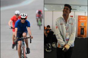 Abhishek Gogoi, Abhishek Gogoi silver medal, Abhishek Gogoi Special Olympics 2019, Abhishek Gogoi cyclist, Abhishek Gogoi Guwahati, Abhishek Gogoi cerebral palsy, Abhishek Gogoi 10k time trial race