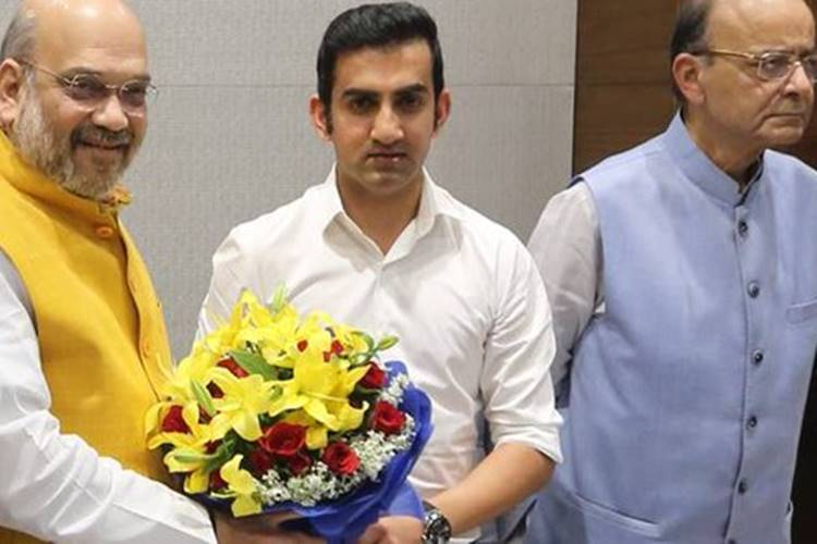 Gautam Gambhir Opens His Political Innings, Joins BJP Ahead Of General Elections 2019