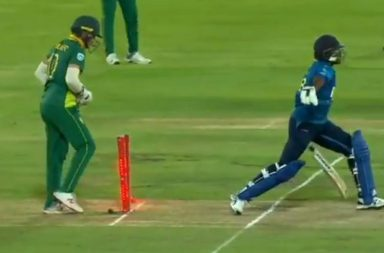 David Miller, David Miller wicketkeeping, David Miller MSD, David Miller stumping, Faf du Plessis, Imran Tahir, Vishwa Fernando, South Africa vs Sri Lanka 2nd ODI 2019, Sri Lanka vs South Africa 2nd ODI, SA v SL 2nd ODI, SL v SA 2nd ODI, South Africa's tour of Sri Lanka 2019