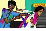 Violating Consent & Other Stories: These Illustrations Tell You What To Avoid On Holi