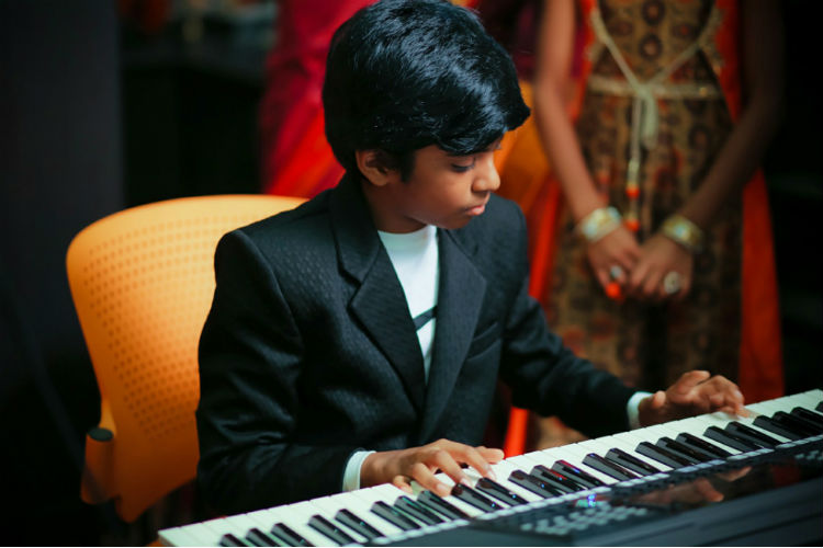 This 13-Year-Old Musical Prodigy From Chennai Won USD 1 Million On A Reality Show