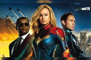 captain marvel, captain marvel box office record, captain marvel smashes opening weekend record, brie larson, marvel, mcu, avengers