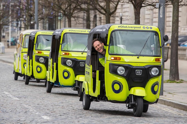 Now, You Can Get An Ola Auto In UK