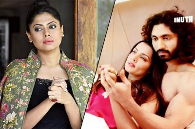 intimacy supervisor. intimacy supervisor Seasons Greetings, Celina Jaitly movies, intimacy supervisor Celine Jaitly, Manisha Basu, Aritra Das