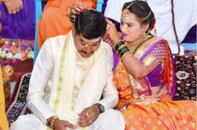 mangalsutra karnataka bride wedding