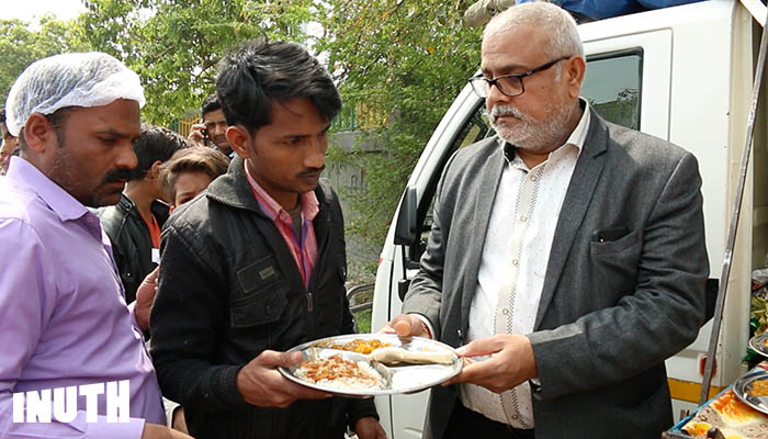 This Noida Man Provides Full Meals To 500 People For Rs5