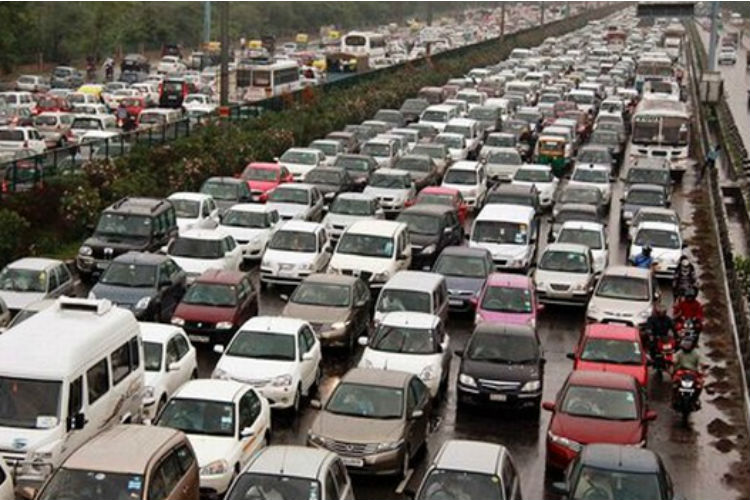 Guess Which Is The Most Congested City In India?