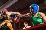 Iranian Female Boxer Wins International Match, But Now Fears Arrest Back Home