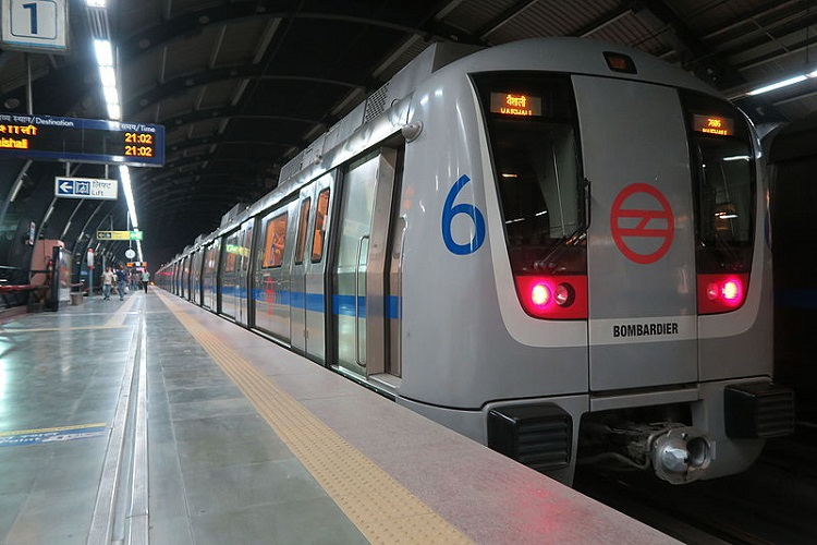 Delhi Metro Is Going Green, To Turn Fully Solar By 2021