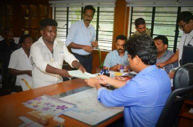 Awasthi Rajappan Chinju Kerala Intersex candidate