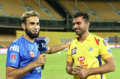 Deepak Chahar, Deepak Chahar T20 records, Deepak Chahar IPL 2019, Deepak Chahar CSK, Most dot balls by bowler in T20, CSK vs KKR 2019, Chennai Super Kings vs Kolkata Knight Riders 2019
