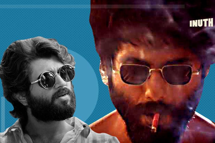 arjun reddy, kabir singh, arjun reddy sexist, arjun reddy toxic masculinity, arjun reddy misogynist, kiara advani, shahid kapoor, vijay deverakonda