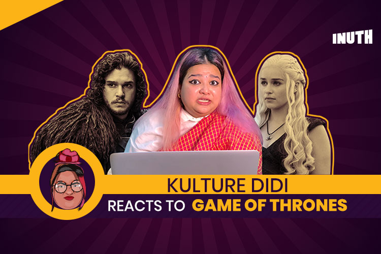 Kulture Didi Reacts To The First Episode of Game Of Thrones Season 8