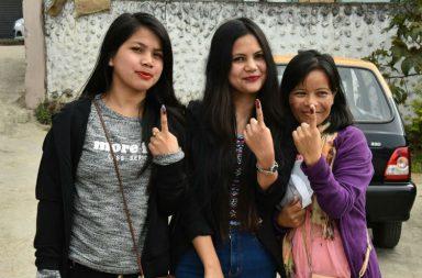 Meghalaya Voters