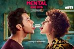 The Posters Of Rajkummar Rao & Kangana's 'Mental Hai Kya' Are Being Called Triggering