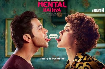 mental hai kya, mental hai kya poster, Kangana Ranaut movies, Rajkummar Rao movies, Kangana Ranaut Mental Hai Kya, Rajkummar Rao Mental hai Kya